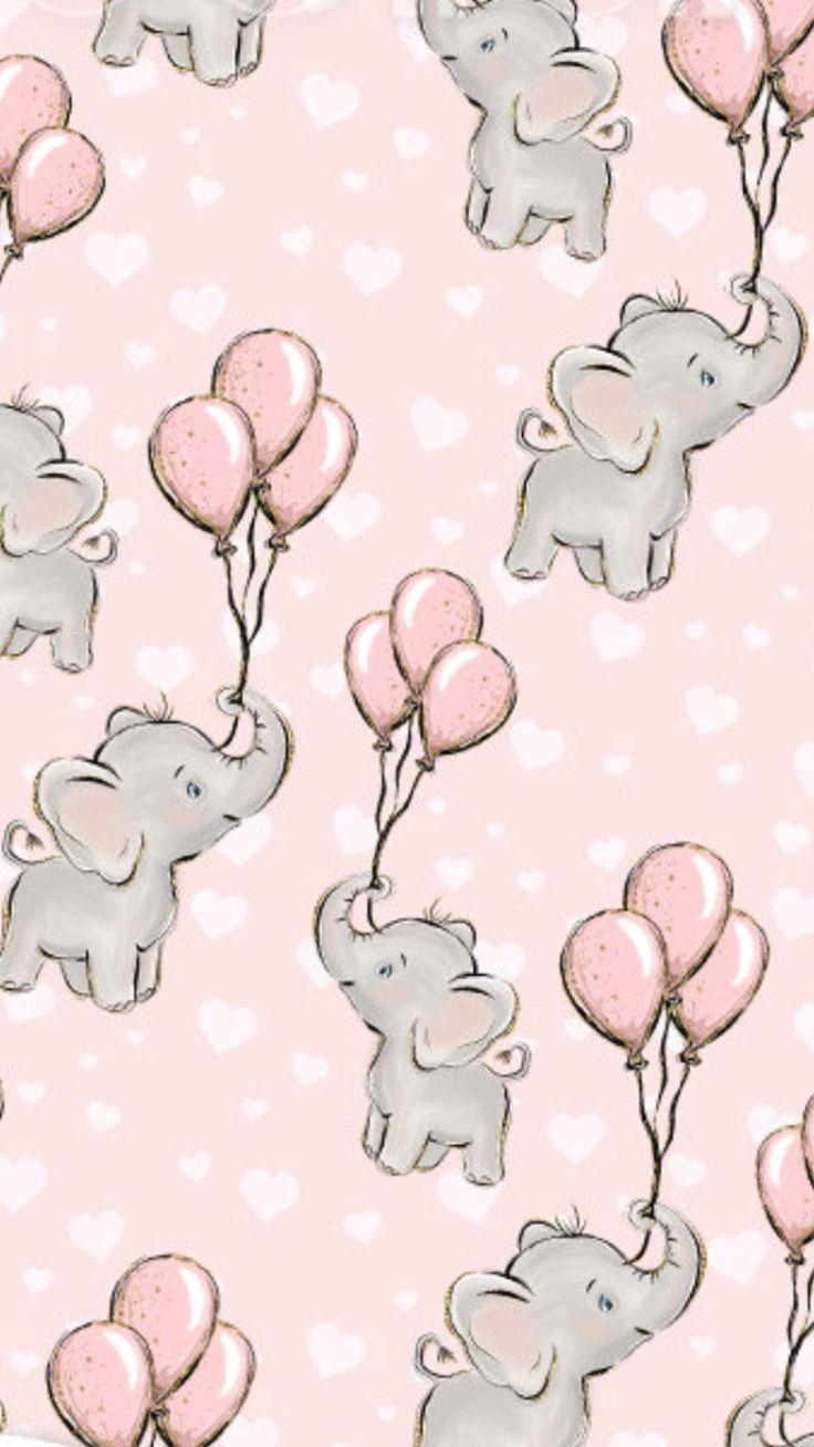 Pin By Kontrolleur On Background Pics In 2020 Elephant Wallpaper Unicorn Wallpaper Cute Wallpapers