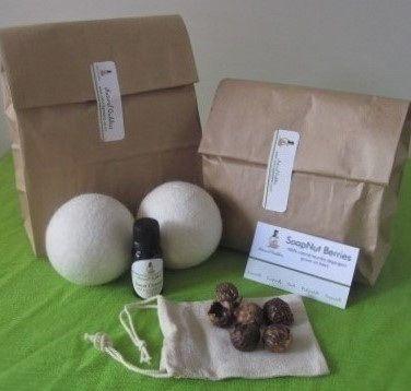 Natural Laundry Gift Pack - Natural Goddess