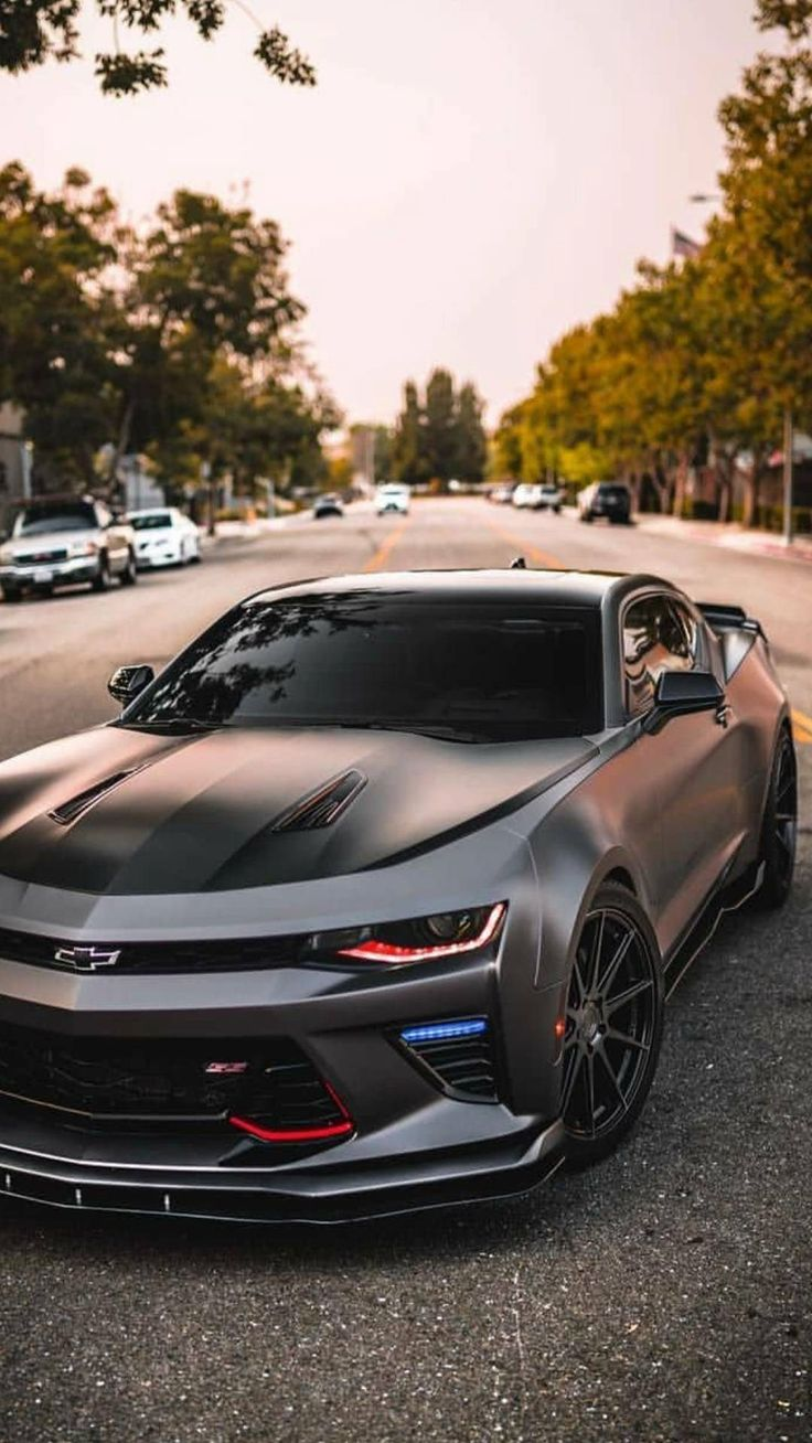 Camaro ss wallpaper for phone