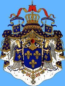 Armoiries France royale