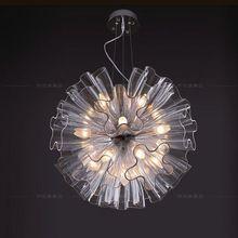 Дизайнера италия стиль подвесная люстра украшения дома светильник салон гостиной отеля бесплатная доставка(China (Mainland))