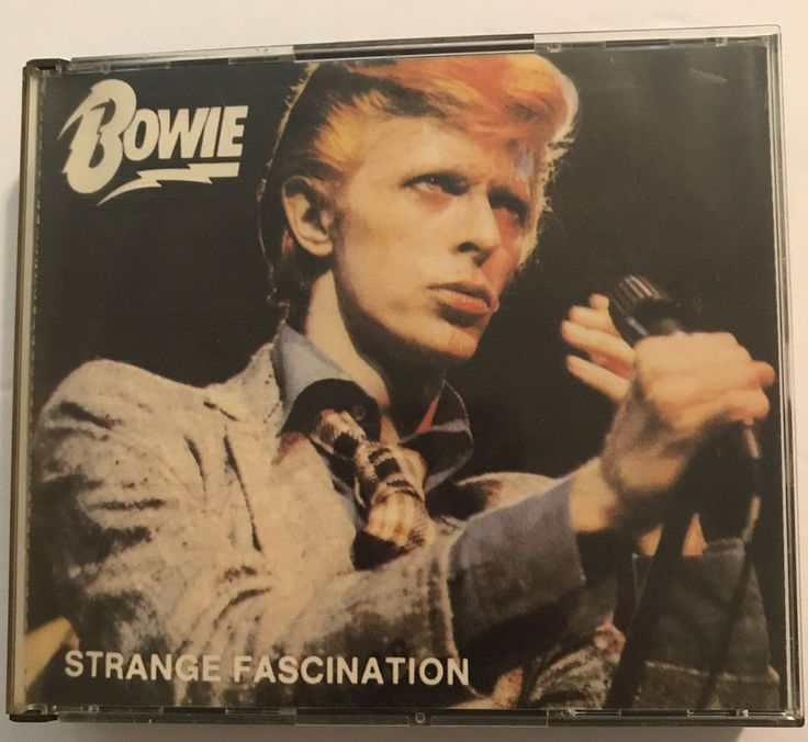 Bowie Strange Fascination BOW 001/002 Made In Japan 1990 | Music, CDs | eBay!