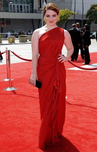 Jennifer Stone @ 2011 Emmy Awards