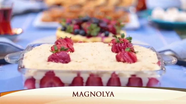 Nurselin Mutfağı Magnolya