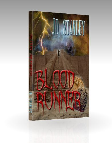 Sumerian myths and vampires? Yup, it really happened. Author commentary and insider thoughts on Blood Runner book release: September 27, 2015