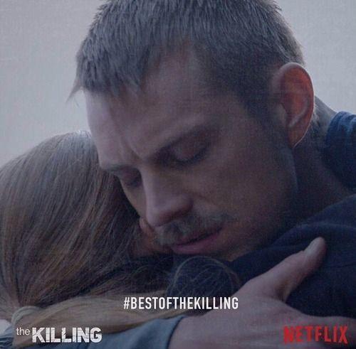 Joel Kinnaman The Killing