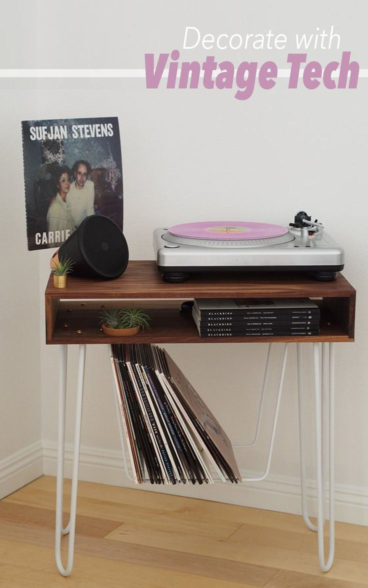 Best 25 Record Player Stand Ideas On Pinterest Record