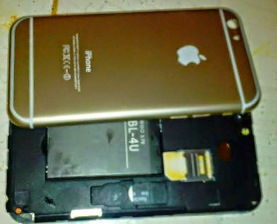 Welcome to Olamilekan Dada's Blog: Iphone 6 way get Nokia battery