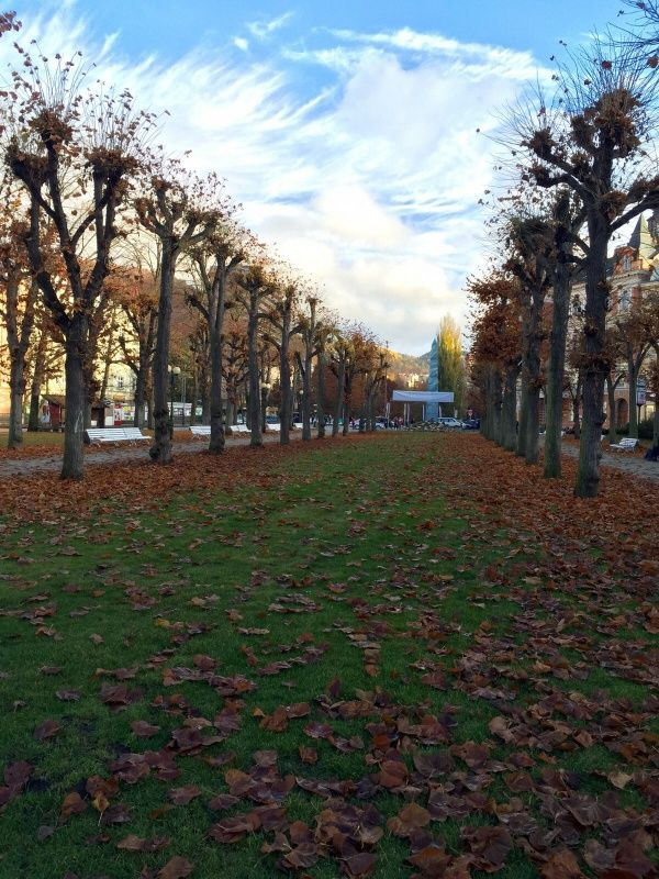 Una de las bellezas de KarlovyVary María Jimena | VSCO Grid