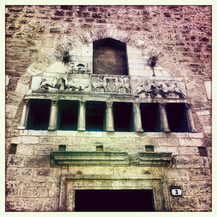 Palazzo Comunale - particolare