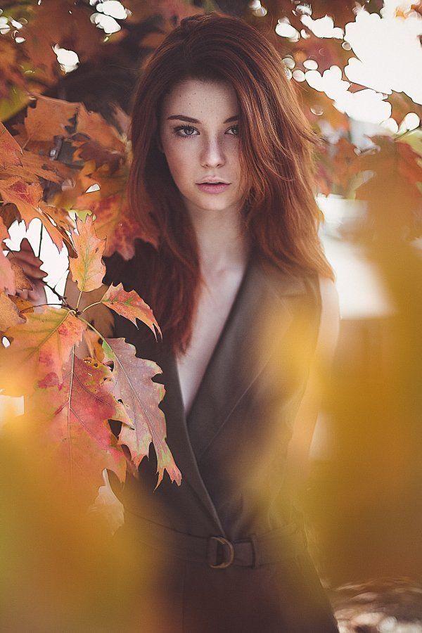 Auburn Schönheit