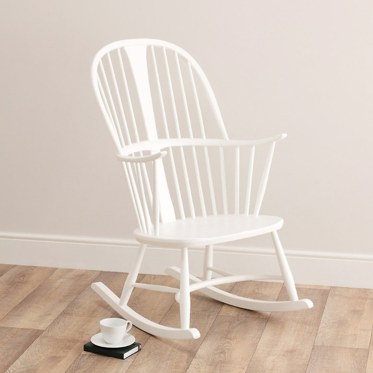 ...  Pinterest  White company, Rocking chairs and Ercol rocking chair