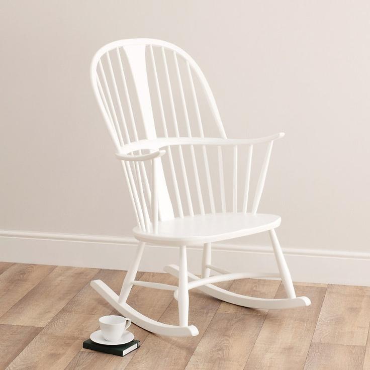 Ercol Rocking Chair I Heart Ercol Pinterest White