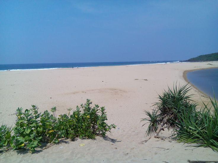 Ujung Genteng Beach, Indonesia