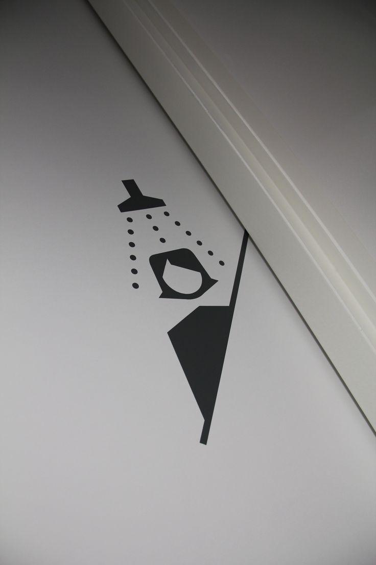 MOSWO | le privé | Legendre | siège | espace | signalétique | design | pictogramme