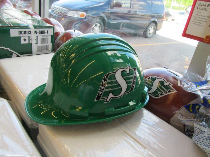Saskatchewan Roughriders Hard Hat