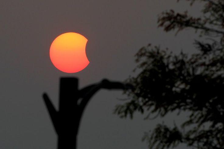 Całkowite zaćmienie Słońca w Azji, Indonezji i Australii. Zobacz zdjęcia! - Wiadomości