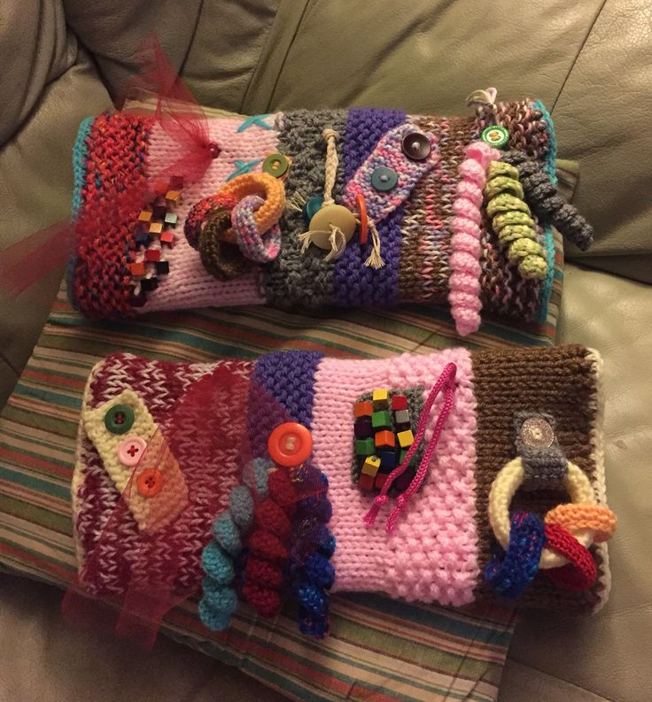 93 best Crafts for therapy - twiddle muffs - disabled - adaptive ...