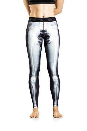 Nike Skeleton Pants #Fashion #Skeleton #Running
