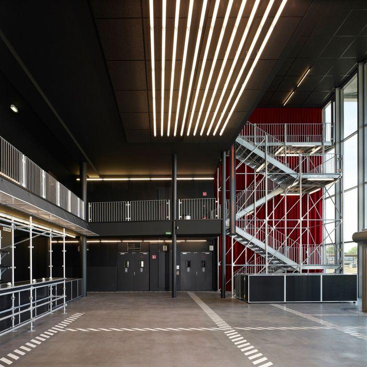 Le Quai des Arts in Argentan / Architecture Patrick Mauger