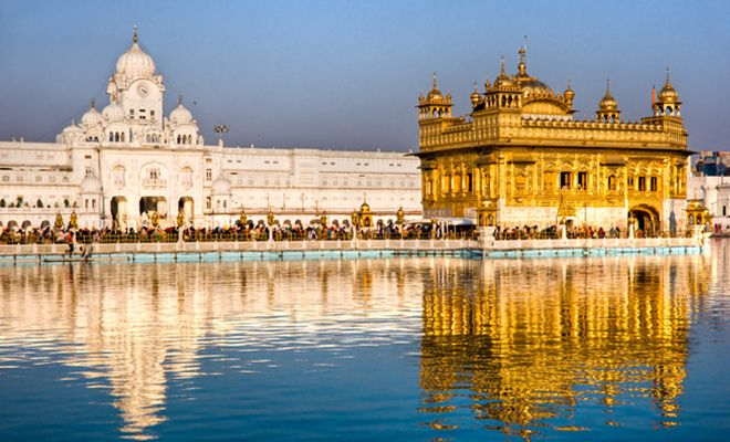 #Visiting devotees would be able now to avail the facility of free internet wi-fi connection in all the nearby routes around the periphery of Golden Temple (outside area) and #GoldenTemple complex.