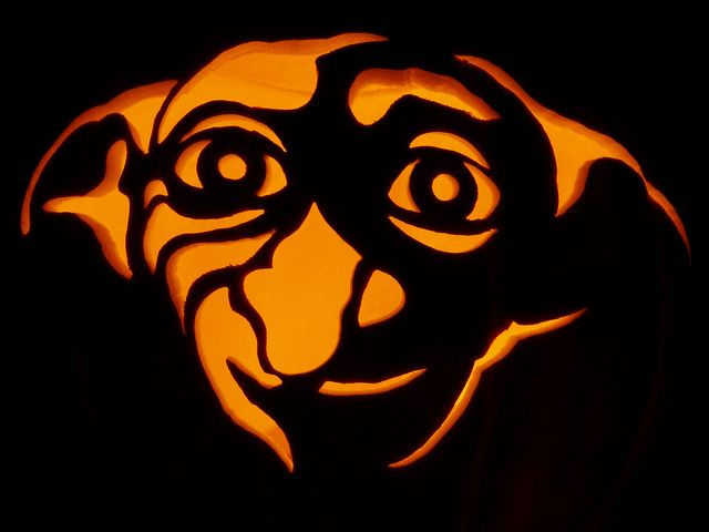 Harry Potter Halloween: Check Out These Potter-Inspired Pumpkins!