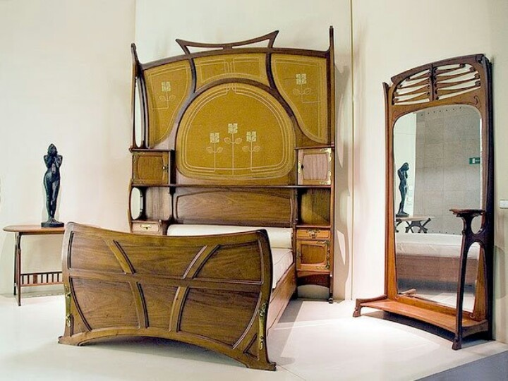 Art Nouveau Furniture 1899 Love It