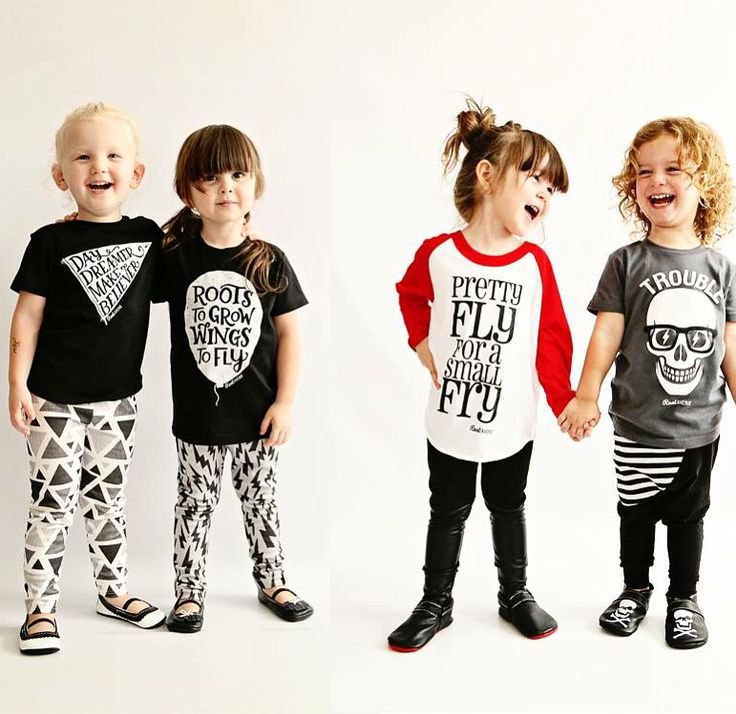 Baby / Toddler / Kid's fashion. Gender neutral tees and tanks for boys & girls. Rootavenue.com