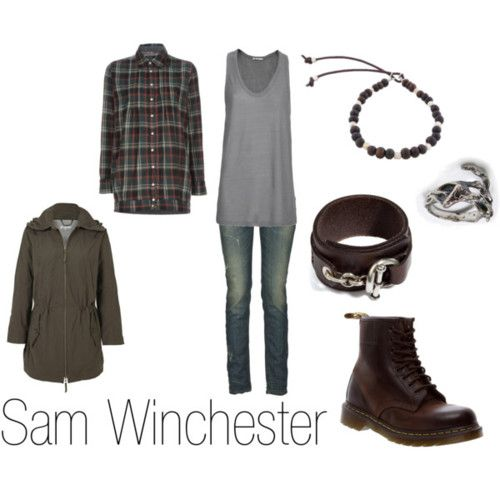 Sam Winchester from Supernatural