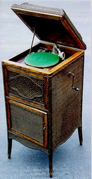 Images Antique Record Players Google Search Turn