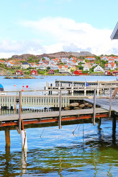 THE most charming and picturesque village in Sweden. Perfect for a weekend getaway!! #travel #holiday #photography www.kevinandamanda.com