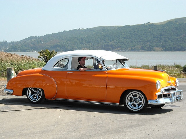 1949 Chevrolet Business Coupe..Re-pin brought to you by agents of #Carinsurance at #Houseofinsurance in Eugene, Oregon