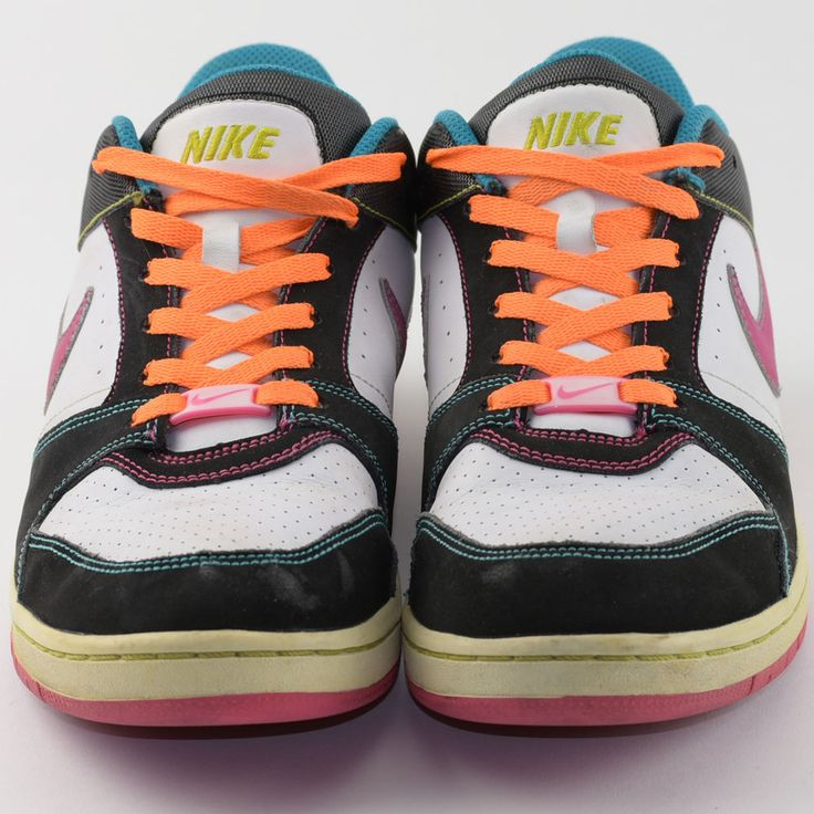 Pink & Black 2009 NIKE AIR PRESTIGE II 2 Low Top Basketball Shoes 318972 Sz 9.5  | Clothing, Shoes & Accessories, Women's Shoes, Athletic | eBay!