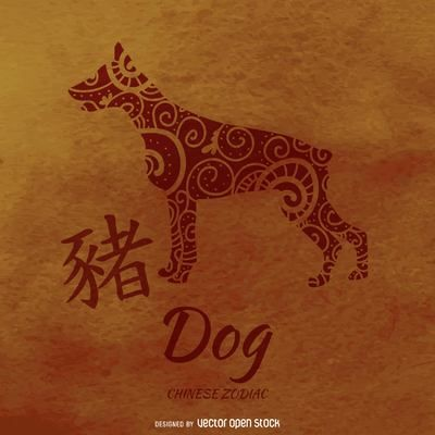 perro del horóscopo chino