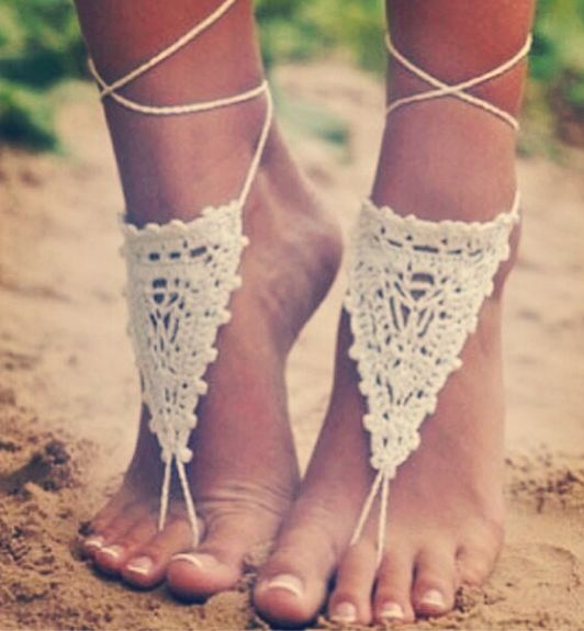 17 Best images about Beach Wedding Shoes on Pinterest | French ...