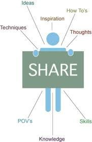 Sharing Knowledge As The Greatest Value Of All