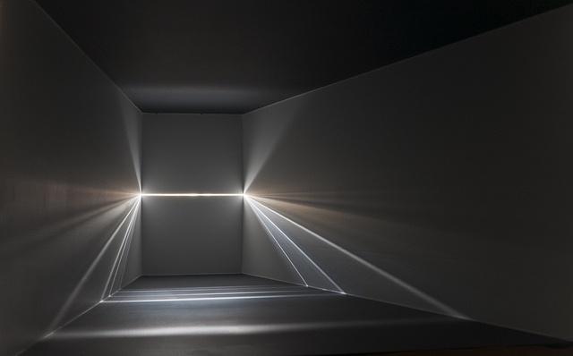 Chris Fraser - light experiments: Chris Fraser, Lights Experiment, Lights Installations, Lights Art Installations, Interactive Installations, Mutabl Horizon, Horizon 2011, Artists Chris, Experiments Beautiful Photos
