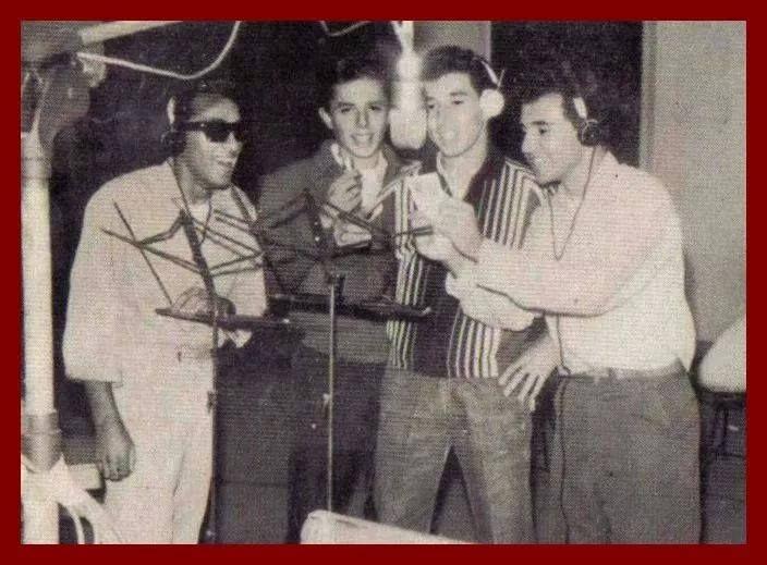 Enrique Guzman y Los Teen Tops