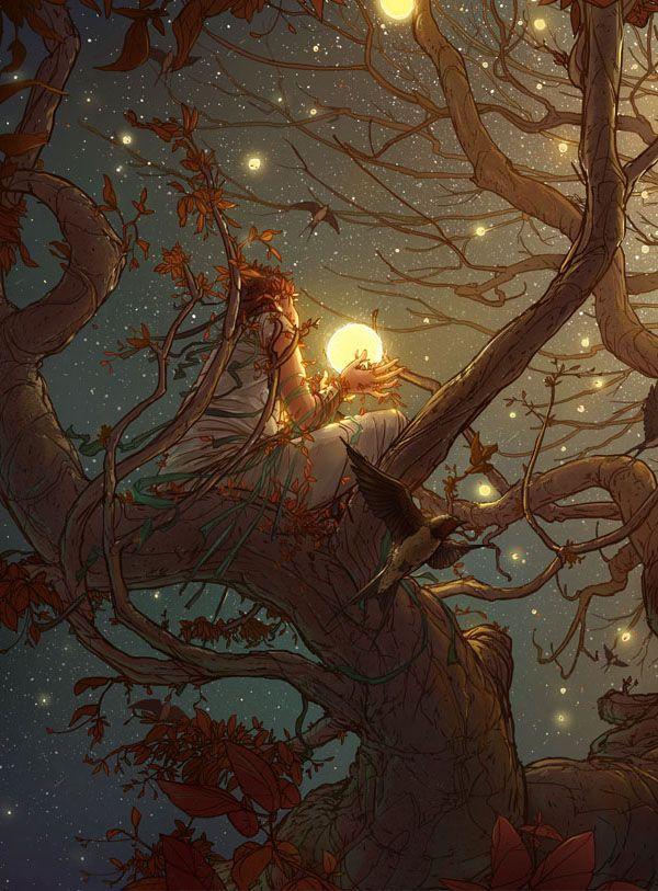 """Thousand Suns"" by Michal Dziekan"
