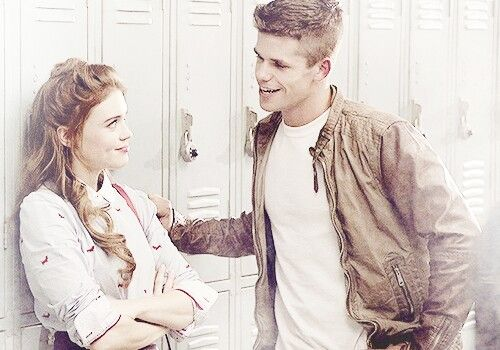 Lydia and Aiden, Teen Wolf