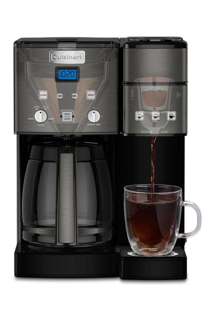 Cuisinart blackstainless coffee center 12 cup