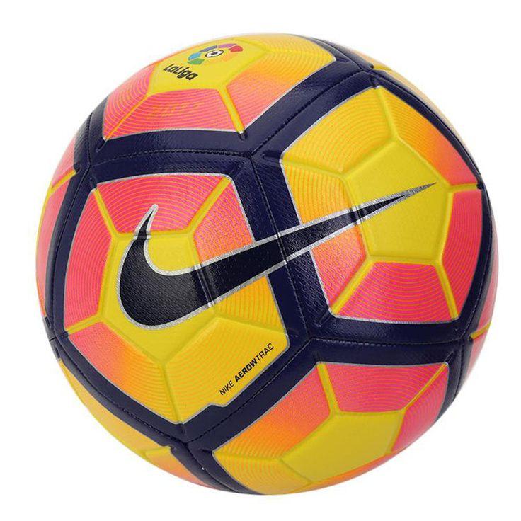 Nike 2016-2017 Strike Premier Liga LaLiga Soccer Ball SC2984-702 Size 5 Football #Nike