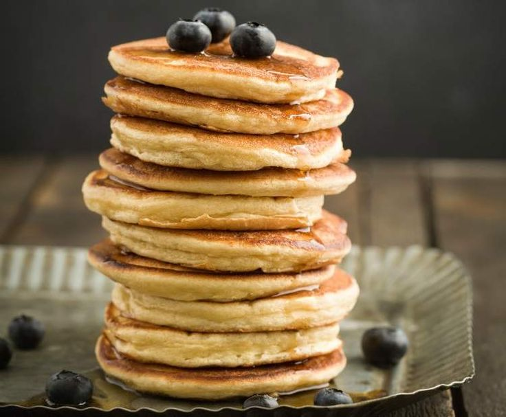 Fluffy Pancakes by Thermomix Diva on www.recipecommunity.com.au
