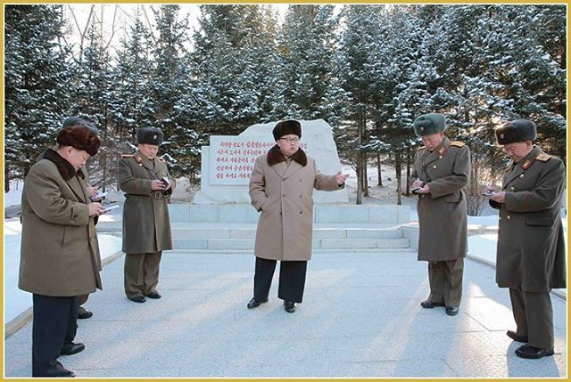 Army Unit Headquarters Inspected  Kim Jong Un, Chairman of the Workers' Party of Korea, Chairman of the State Affairs Commission of the DPRK and Supreme Commander of the Korean People's Army, inspected the headquarters of KPA Large Combined Unit 380. He was accompanied by Hwang Pyong So, Choe Ryong Hae and Ri Yong Gil. He looked round the monument to field guidance of Chairman Kim Jong Il and halls dedicated to education in the revolutionary exploits of President Kim Il Sung and the Chairman…