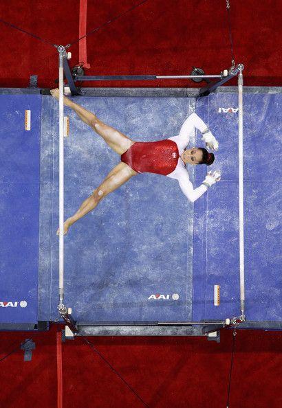 Jordyn Wieber - 2012 U.S. Olympic Gymnastics Team Trials - Day 2