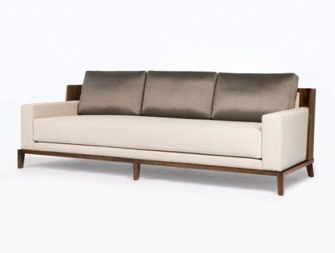 Holly Hunt Christian Liaigre Aspre Sofa