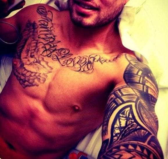 Ideas And Inspiration For Guys: 836 Best Images About Tattoo Ideas On Pinterest