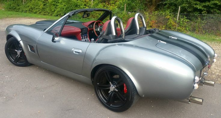 AC COBRA REPLICA KIT BASED ON A BMW Z3 KIT CAR CHEAP FAST BUILD NO IVA | eBay