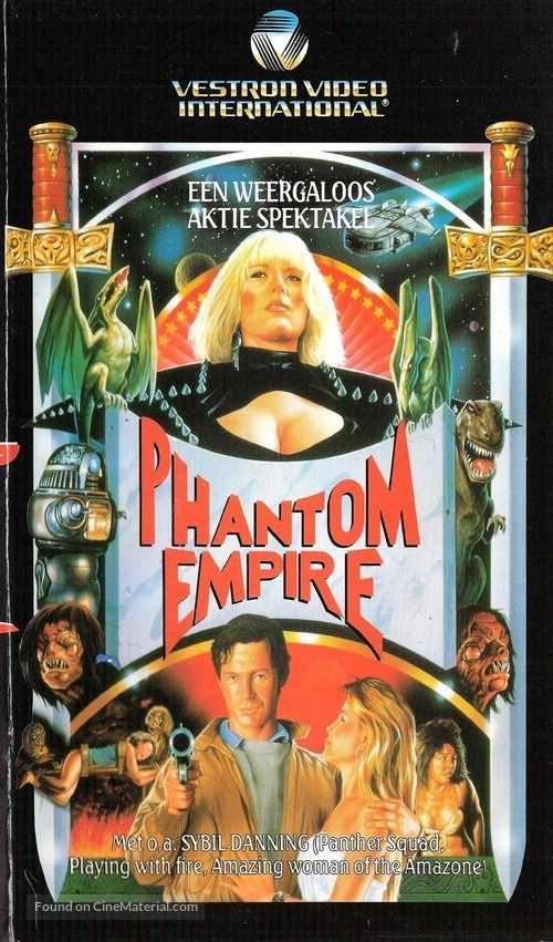 Https Www Amazon Com Phantom Empire Ross Hagen Dp B000ayyvce Ref