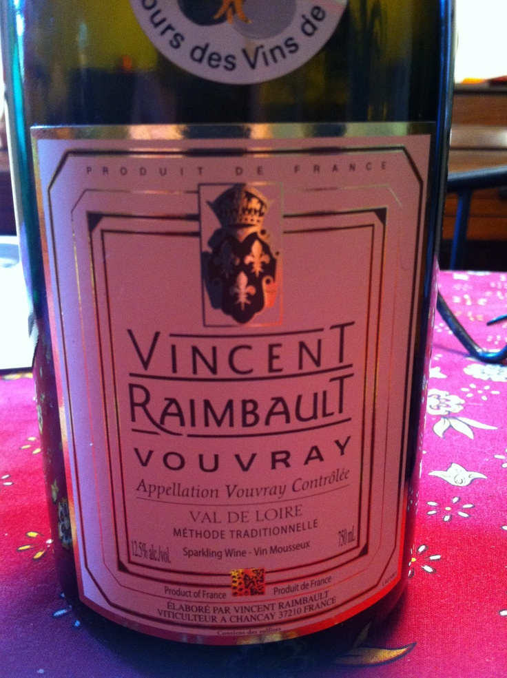 Great inexpensive bubbly. Fruity on the nose and dry on the mouth. The French really know how to do it!